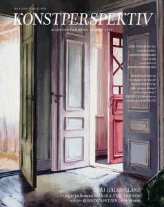 Framsida tryckt Konstperspektiv nr 4_ 2019_målning med dörrar