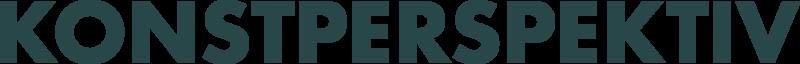 Logotyp Konstperspektiv